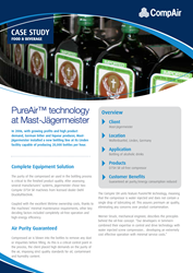 CompAir PureAir Case Study Food and Beverage Mast-Jagermeister