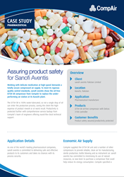 Assuring Product Safety for Sanofi Aventis