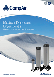 A series Modular Adsorption Dryers brochure