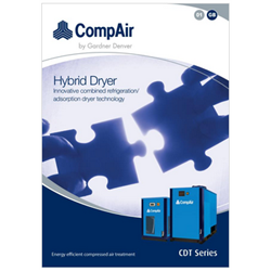 CDT series Hybrid dryers brochure