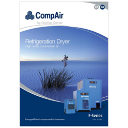 F series refrigaration dryers brochure