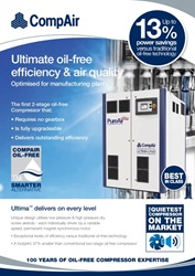 Ultima delivers on every level flyer