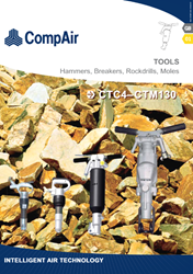 Hammer Breakers Rockdrills and Moles Brochure