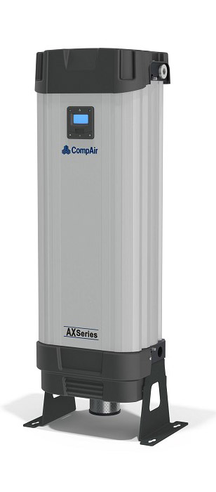 A series modular air dryer