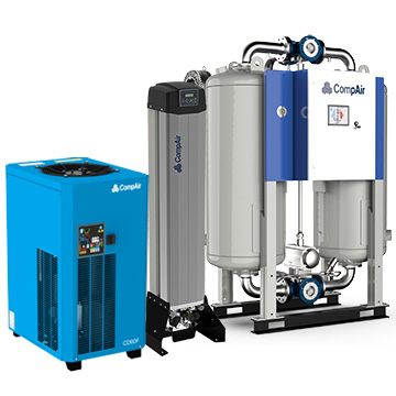 compressed air dryer family image