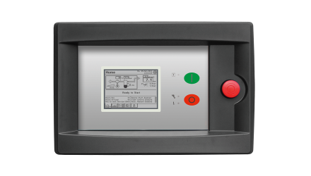 Delcos XL touch screen controller
