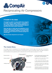 piston compressors for Indian market brochure icon
