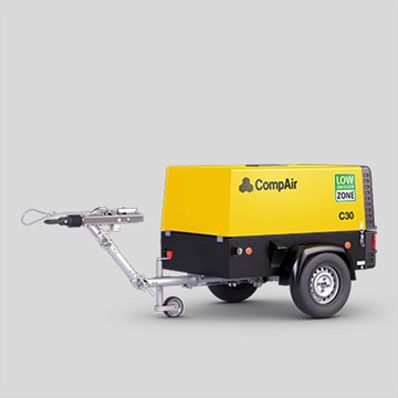 C20 portable air compressor