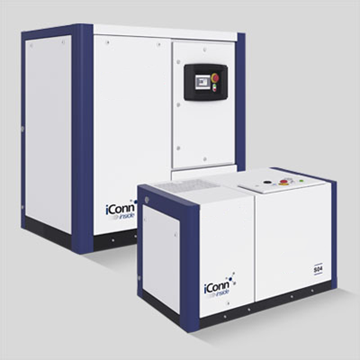 Oil-free Scroll Compressors