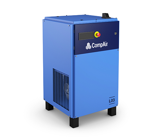 L03 small screw air compressor