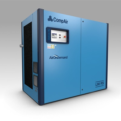 L90RS screw air compressor